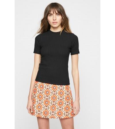 Mini Falda Estampado Retro