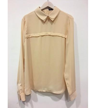 Camisa Doble Cuello