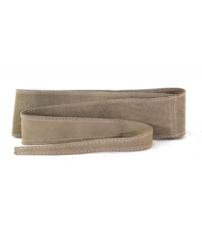 Cinturón Fajín de Piel