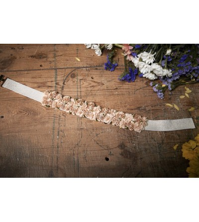 Cinturón Evento Flores Alhelí