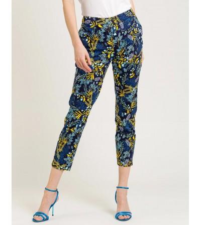Pantalón Estampado Mimosas