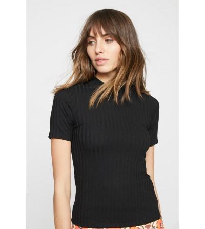 Camiseta Negra Canalé