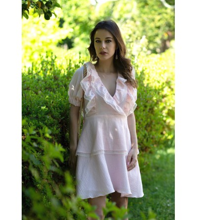 Vestido Rosa Mimi