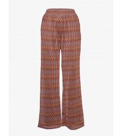 Pantalón Fluído Multicolor