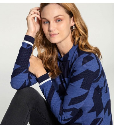 Camiseta Canalé Azul...