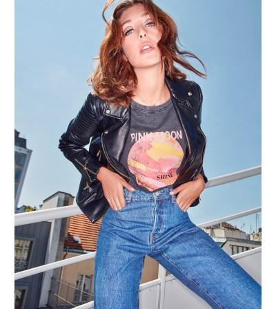 Camiseta Pink Moon